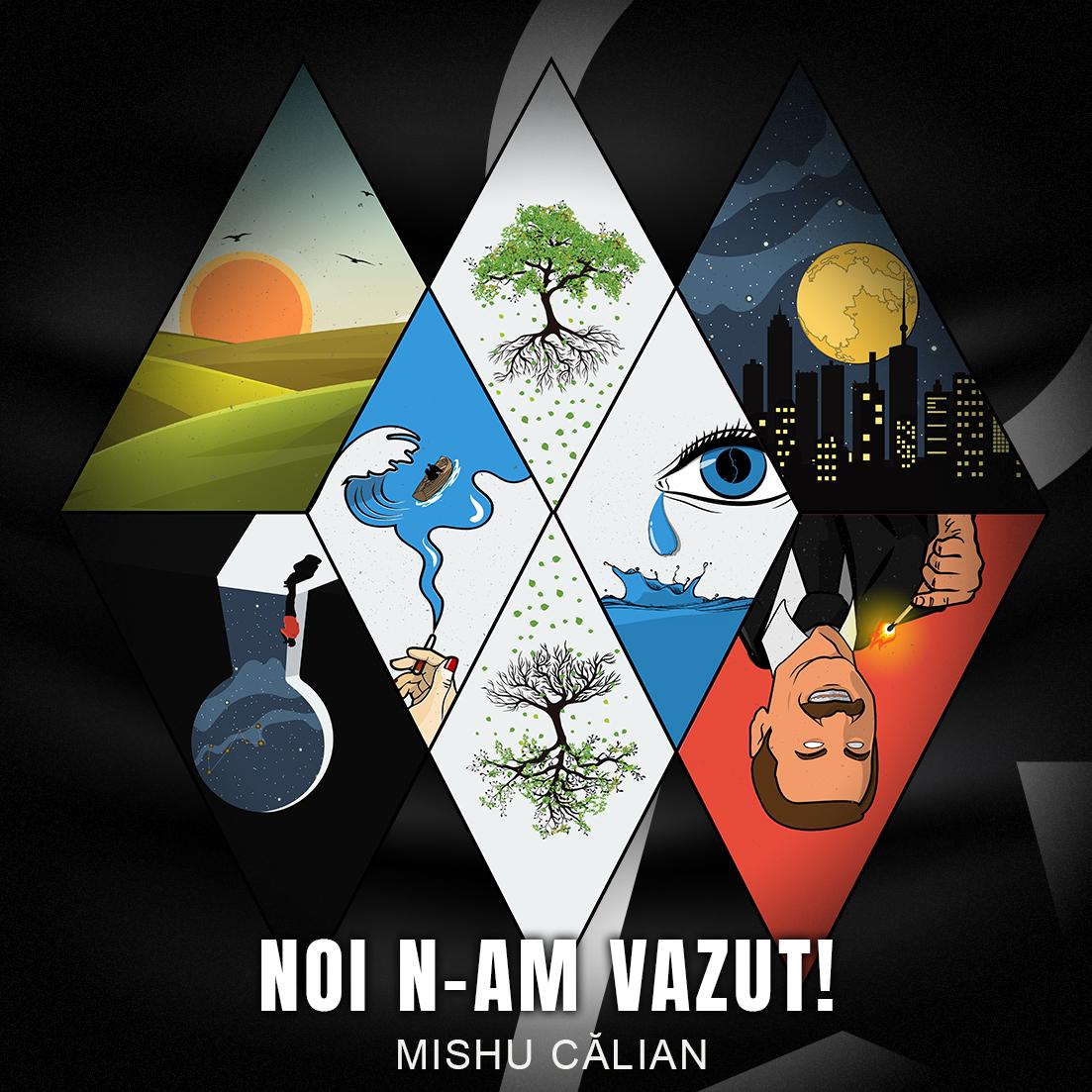 Mishu Călian - Noi N-am Văzut coperta album