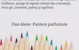 pantere parfumate de Dan Alexe