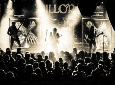 pillorian band